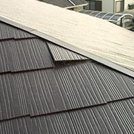 屋根材の反り・浮き